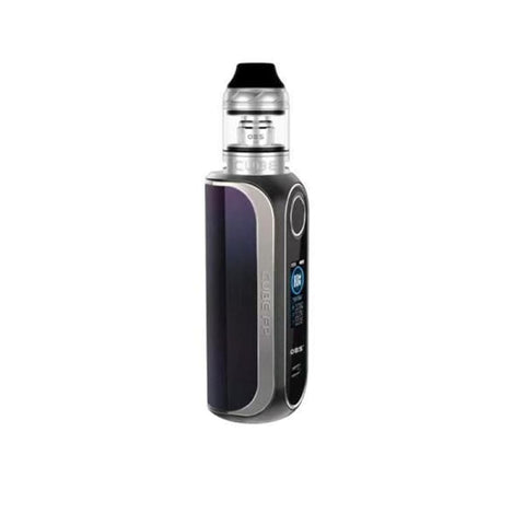 OBS Cube Fingerprint Kit - Shiny Black - Vaping Products