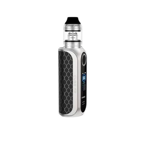 OBS Cube Fingerprint Kit - Silver Black - Vaping Products