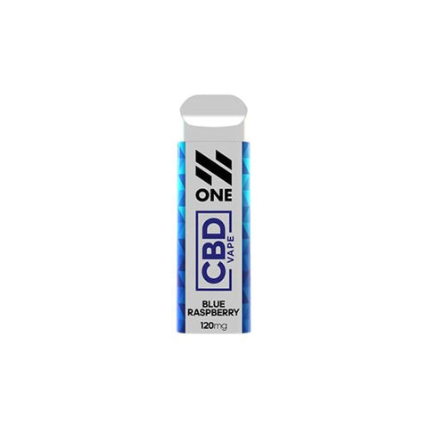 N One Disposable 120mg CBD Pod Device - CBD Products