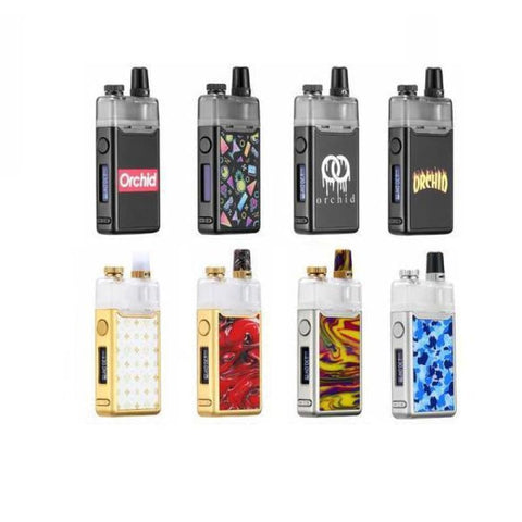Orchid Vape Orchid Variable Pod Kit - Fuego - Vaping