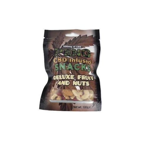 Peng CBD Infused Snacks - Deluxe Fruit And Nuts - CBD