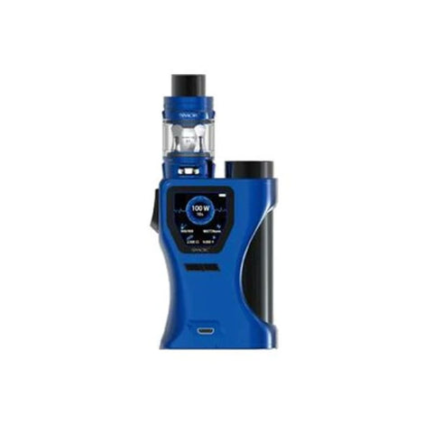 Smok S-Barrel 100W Kit - Blue Black - Vaping Products