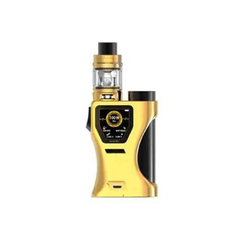 Smok S-Barrel 100W Kit - Gold Black - Vaping Products