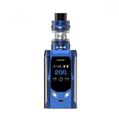 SMOK R-Kiss 200W Kit - Blue - Vaping Products