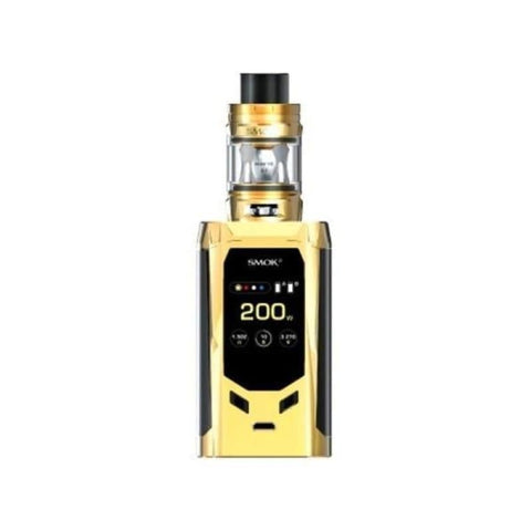 SMOK R-Kiss 200W Kit - Gold - Vaping Products
