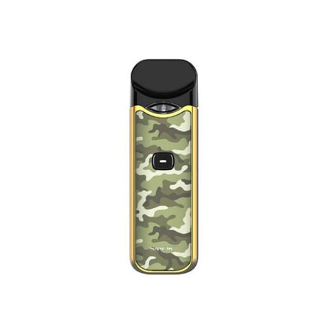Smok Nord Kit - Camo Edition - Gold Camouflage - Vaping