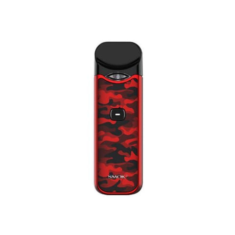 Smok Nord Kit - Camo Edition - Red Camouflage - Vaping
