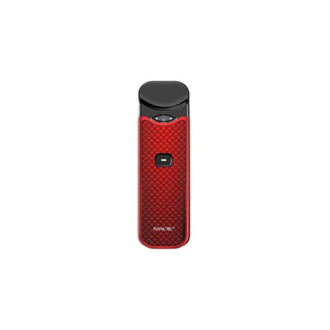 Smok Nord Kit - Carbon Fibre Edition - Red Carbon Fiber -