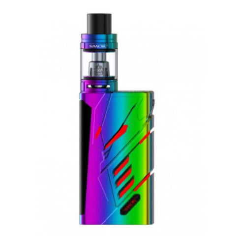 Smok T-Priv 220W Kit - Blue & Multicolour - Vaping Products