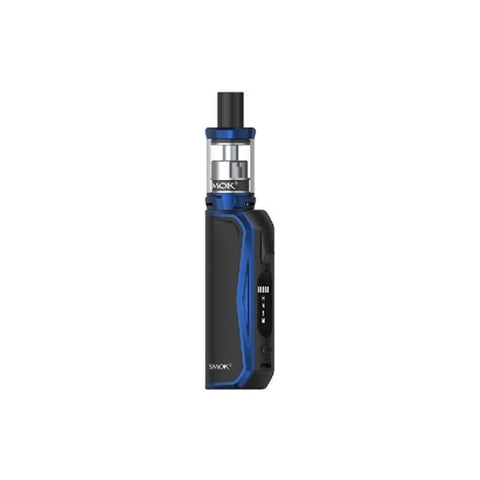 Smok Priv N19 Kit - Prism Blue and Black - Vaping Products