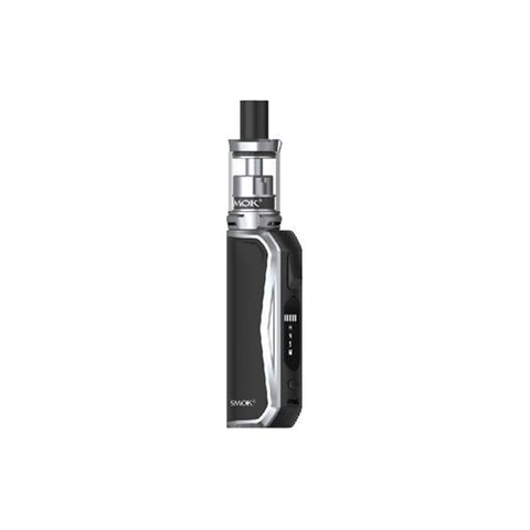 Smok Priv N19 Kit - Prism Chrome and Black - Vaping Products