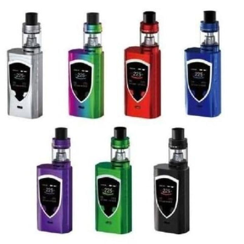 Smok Procolor 225W Kit - Silver - Vaping Products
