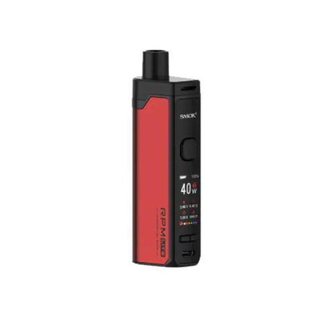 Smok RPM Lite Mod Pod Kit - Red - Vaping Products