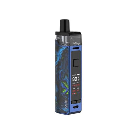 Smok RPM80 Pod Kit - Fluid Blue - Vaping Products