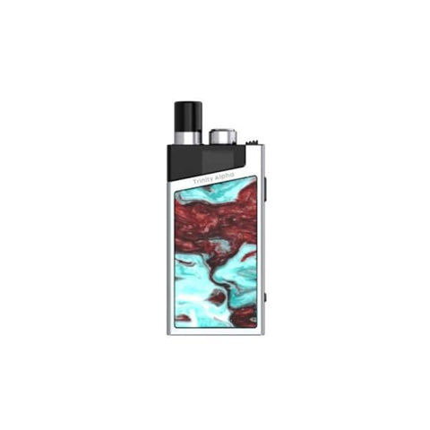 Smok Trinity Alpha Kit - Prism Chrome - Vaping Products