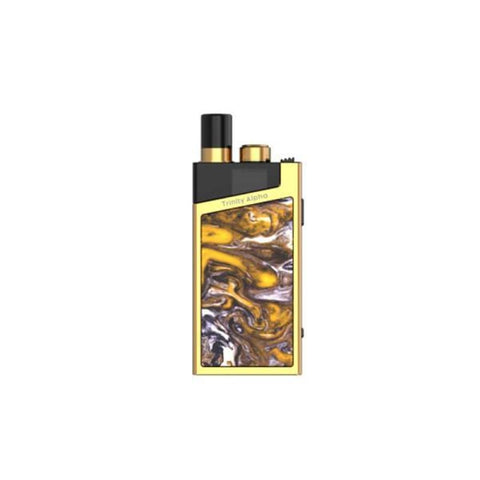 Smok Trinity Alpha Kit - Prism Gold - Vaping Products
