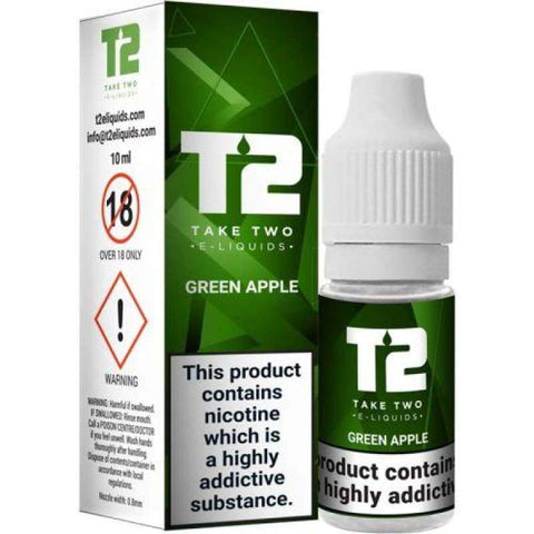 T2 - Green Apple 10ml by Take Two