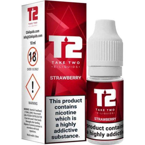 T2 - Strawberry 10ml by Take Two
