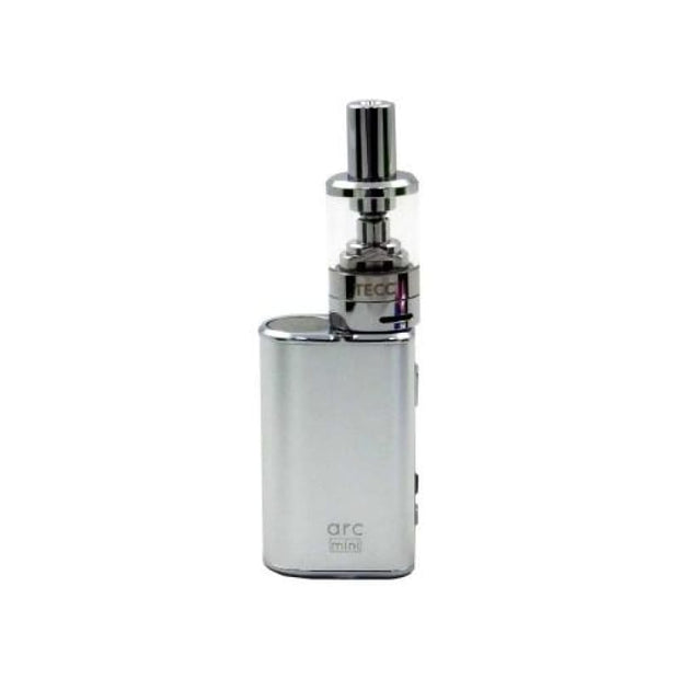 TECC ARC Mini 20W E-cig Kit - Silver