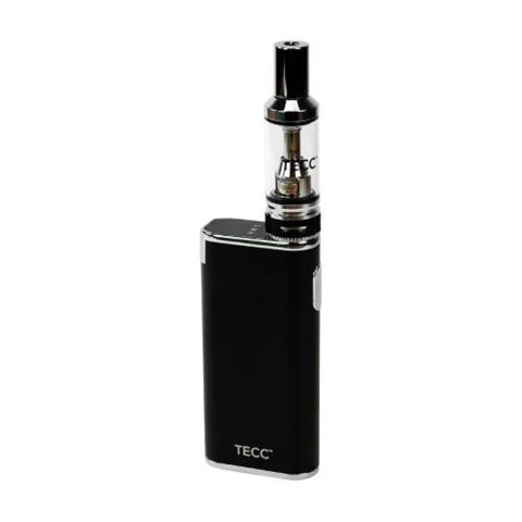 TECC arc Slim E-cig Kit - Black