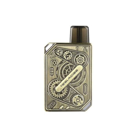 Teslacigs Punk Pod Kit - Antique Brass - Vaping Products