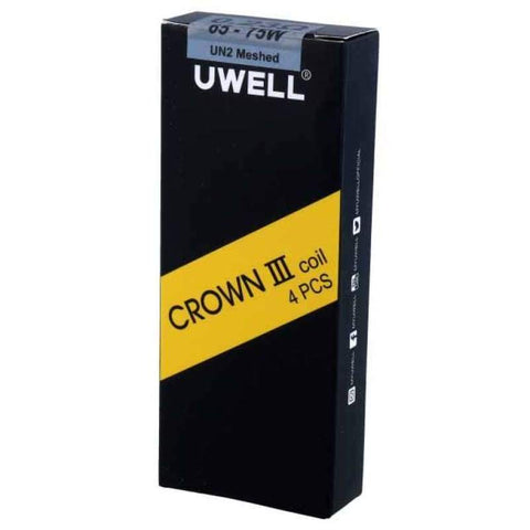Uwell Crown 3 - 4 pack