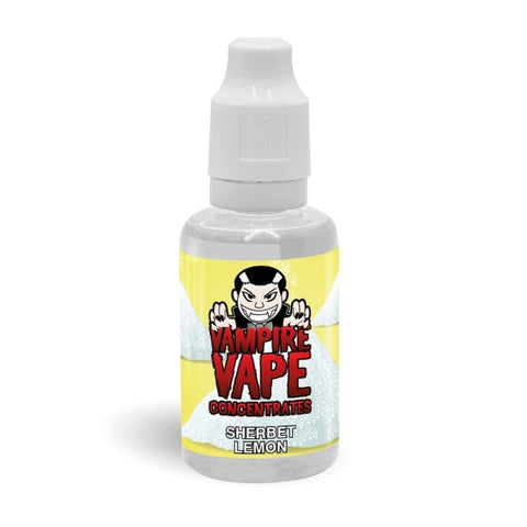 Vampire Vape Concentrates - Sherbet Lemon 30ml