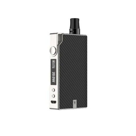 Vaporesso Degree Pod kit - Silver Carbon Fiber - Vaping