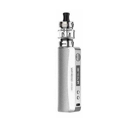 Vaporesso GTX One Kit - Silver - Vaping Products