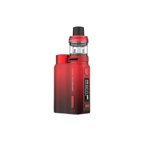 Vaporesso Swag II Kit - Red - Vaping Products