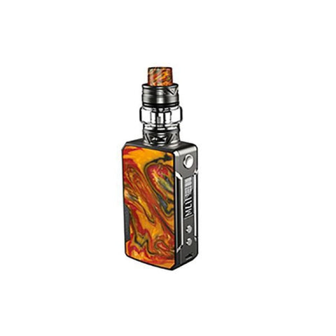 Voopoo Drag Mini Platinum Kit - Lava - Vaping Products