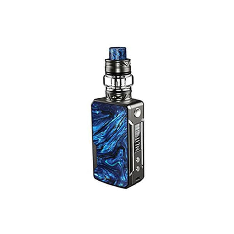 Voopoo Drag Mini Platinum Kit - Prussian Blue - Vaping