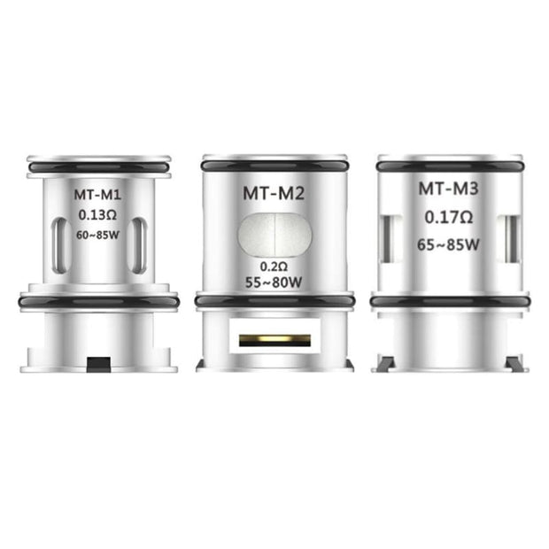 Voopoo MT-M1 Single Mesh Coils for Maat Tank