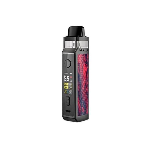 Voopoo Vinci X Pod 70W Kit - Scarlet - Vaping Products