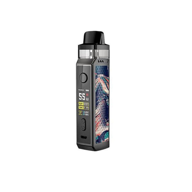Voopoo Vinci X Pod 70W Kit - Tealblue - Vaping Products