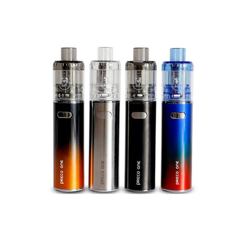Vzone Preco One Kit - with Disposable Mesh Tank - Blue & Red