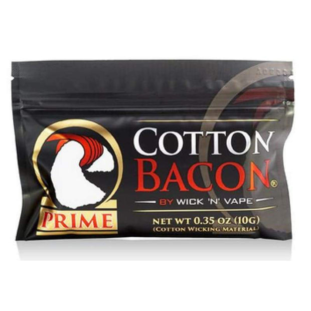 Wick 'n' Vape Cotton Bacon Prime - Single Pack