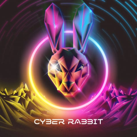 Cyber Rabbit - Argon by Jack Rabbit