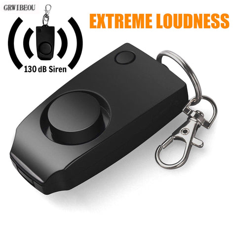 Rape/attack deterant & personal safety alarm Key chain