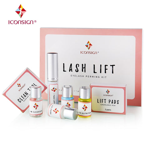 Lash Lift Perm Kit