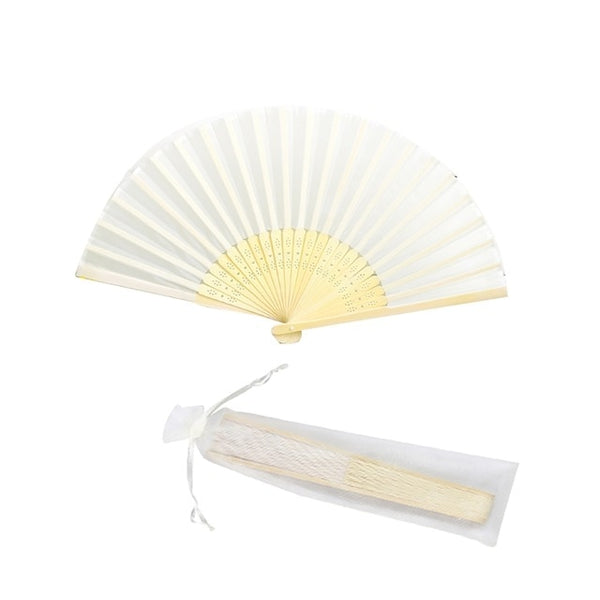 10Pcs Personalized Hand Fans