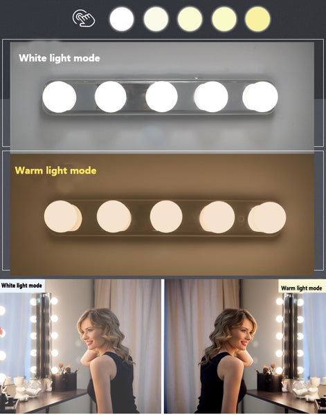 Portable Vanity Lighting
