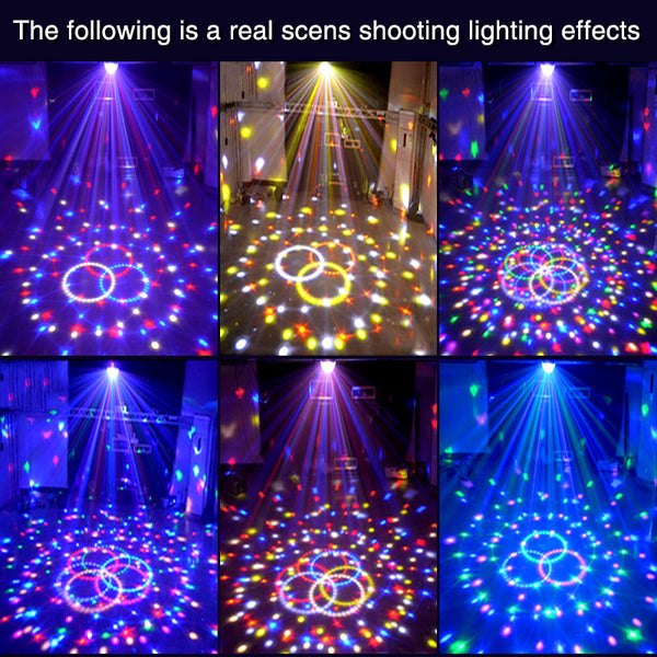Disco Laser Party Light
