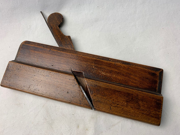 Early Moulding Plane by OVERSTAMPED MAKER - Boyshill Tools and Treen