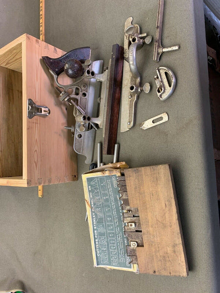STANLEY NO 45 COMBINATION PLANE - Boyshill Tools and Treen
