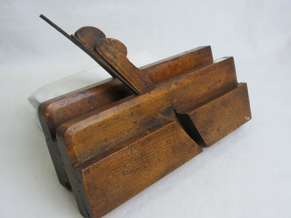 Pair Gardner Moulding Planes - Boyshill Tools and Treen