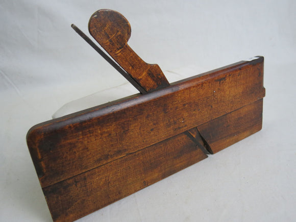 Moulding plane by Clarke Liverpool - Boyshill Tools and Treen