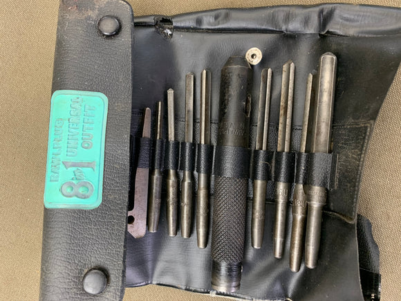 8 IN 1 RAWLPLUG SET - Boyshill Tools and Treen