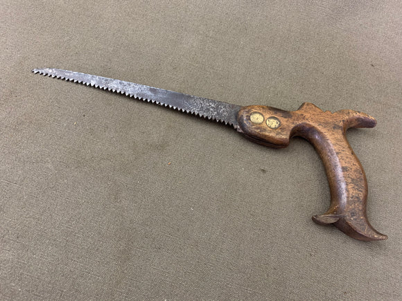 ANTIQUE EARLY PRUNING SAW  CIRCA 1870 - Boyshill Tools and Treen