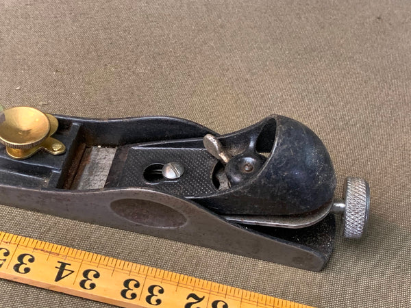 STANLEY LOW ANGLE NO 60 1/2 BLOCK PLANE - Boyshill Tools and Treen